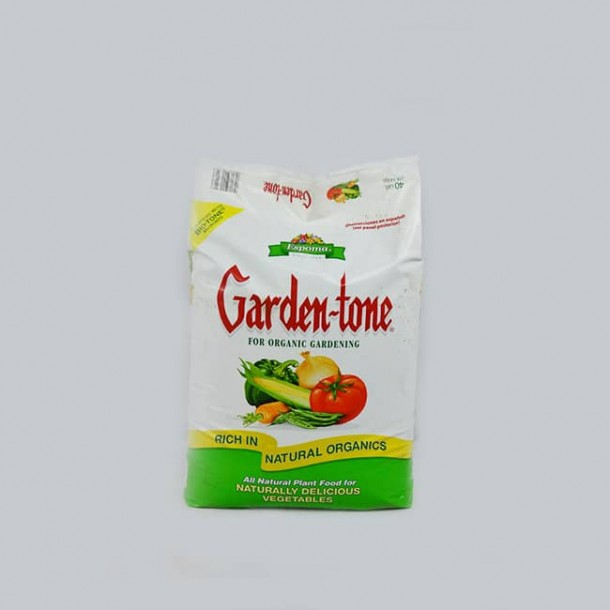 3 4 4 organic garden tone fertilizer by espoma - Organic Garden Fertilizer