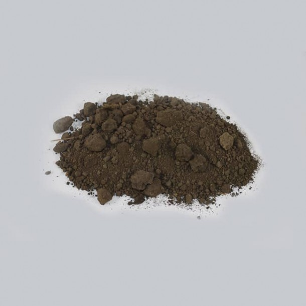 Black Pulverized Dirt